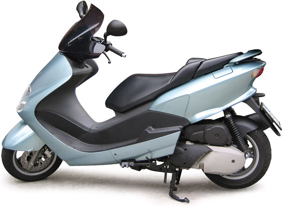 EU Moped